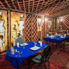 Отель Ali & Sara's Desert Palace Марокко, Мерзуга - отзывы, цены и фото номеров - забронировать отель Ali & Sara's Desert Palace онлайн питание