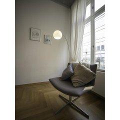 Отель Kokon Apartments Германия, Лейпциг - отзывы, цены и фото номеров - забронировать отель Kokon Apartments онлайн комната для гостей