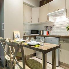 Отель Azur City Home Улучшенная студия с различными типами кроватей фото 3