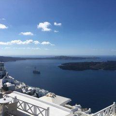 Отель Gizis Exclusive Греция, Остров Санторини - отзывы, цены и фото номеров - забронировать отель Gizis Exclusive онлайн пляж фото 2