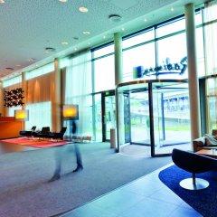 Radisson Blu Hotel, Trondheim Airport интерьер отеля фото 3