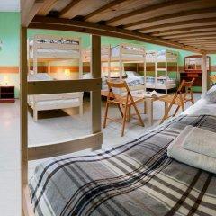 Гостиница ГородОтель на Белорусском 2* Кровать в мужском общем номере с двухъярусной кроватью фото 6