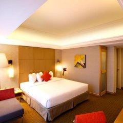 Отель Novotel Singapore Clarke Quay 4* Стандартный номер с различными типами кроватей фото 2