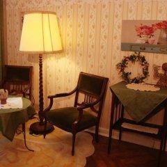 Отель Hostelik Wiktoriański Стандартный номер с различными типами кроватей фото 13