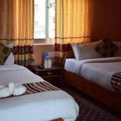 Отель Blossom Непал, Покхара - отзывы, цены и фото номеров - забронировать отель Blossom онлайн комната для гостей фото 3