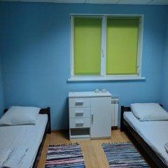 Pallet Hostel комната для гостей фото 6