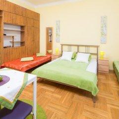 Апартаменты I'M Hostels & Apartments комната для гостей фото 2
