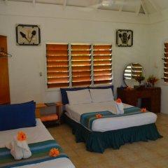 Отель Daku Resort Savusavu 3* Бунгало с различными типами кроватей фото 12