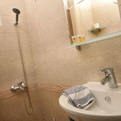 Отель Minavra Hotel Греция, Афины - отзывы, цены и фото номеров - забронировать отель Minavra Hotel онлайн ванная