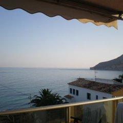 Отель Apartamentos Albamar II пляж фото 2