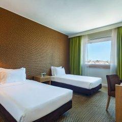 Отель HF Ipanema Porto 4* Стандартный номер разные типы кроватей фото 2