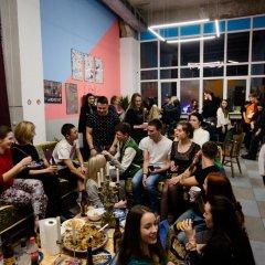 BAZA Hostel Almaty Алматы помещение для мероприятий
