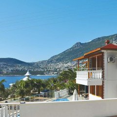 Отель Destan балкон