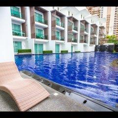 Отель Prima Villa Hotel Таиланд, Паттайя - 11 отзывов об отеле, цены и фото номеров - забронировать отель Prima Villa Hotel онлайн бассейн