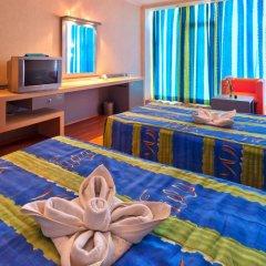 Отель SOL Marina Palace 4* Стандартный номер с разными типами кроватей фото 3