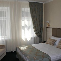 Гостиница Seven Hills на Брестской комната для гостей фото 3