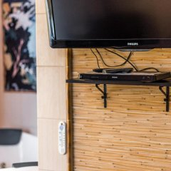 Гостиничный комплекс Жар-Птица Стандартный номер с различными типами кроватей фото 18