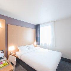 B&B Hotel Lyon Caluire Cité Internationale 3* Стандартный номер с различными типами кроватей фото 6