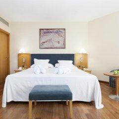 Отель URH Ciutat de Mataró 4* Стандартный номер двуспальная кровать