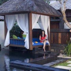 Отель Bali baliku Private Pool Villas 4* Вилла с различными типами кроватей фото 10