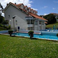 Отель Dúplex Playa La Arena Испания, Арнуэро - отзывы, цены и фото номеров - забронировать отель Dúplex Playa La Arena онлайн бассейн фото 2