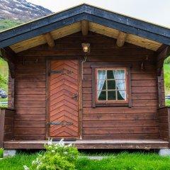 Отель Nesset Fjordcamping Стандартный номер с двуспальной кроватью (общая ванная комната) фото 4