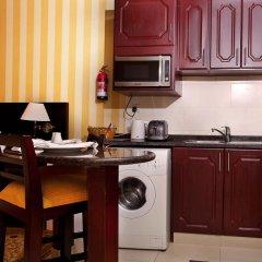 Asfar Hotel Apartments 3* Студия с различными типами кроватей фото 4