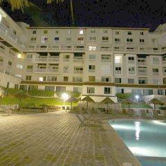 Отель Cancun Plaza Condo бассейн фото 2