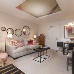 Hotel Balmoral - Champs Elysees 4* Улучшенные апартаменты с различными типами кроватей фото 6