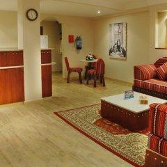 Отель Al Liwan Suites 4* Люкс повышенной комфортности с различными типами кроватей фото 5