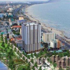 Отель Fully Equipped Luxury Apartment Вьетнам, Вунгтау - отзывы, цены и фото номеров - забронировать отель Fully Equipped Luxury Apartment онлайн пляж фото 2