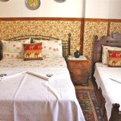Homeros Pension & Guesthouse Стандартный номер с различными типами кроватей фото 3