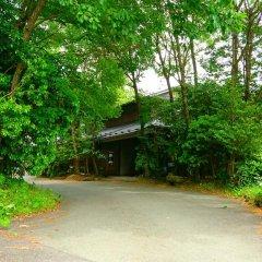 Отель Ryokan Ichinoi Минамиогуни парковка