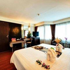 Jomtien Garden Hotel & Resort 4* Номер Делюкс с различными типами кроватей фото 4