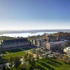 Отель Chateau Laurier Quebec Канада, Квебек - отзывы, цены и фото номеров - забронировать отель Chateau Laurier Quebec онлайн балкон