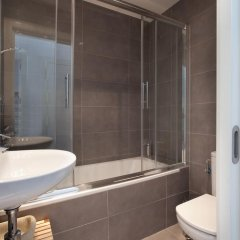 Отель Bwh Montjuic-fira Барселона ванная