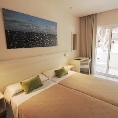 Отель Xaloc Playa комната для гостей фото 4