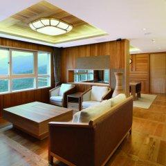 Отель Hanwha Resort Pyeongchang Южная Корея, Пхёнчан - отзывы, цены и фото номеров - забронировать отель Hanwha Resort Pyeongchang онлайн интерьер отеля фото 2