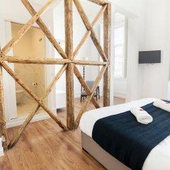 Отель Lisbon Check-In Guesthouse 3* Люкс повышенной комфортности с различными типами кроватей фото 2