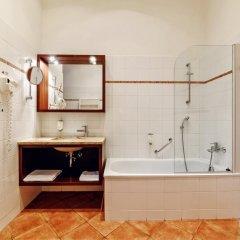 Отель Grandhotel Brno Брно ванная фото 2