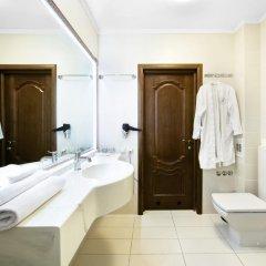 Гостиница Фраполли 4* Улучшенный номер разные типы кроватей фото 4