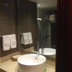 Отель Vista Sol Punta Cana Beach Resort & Spa - All Inclusive Доминикана, Пунта Кана - 1 отзыв об отеле, цены и фото номеров - забронировать отель Vista Sol Punta Cana Beach Resort & Spa - All Inclusive онлайн ванная