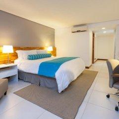Отель Best Western PREMIER Maceió 4* Номер категории Премиум с различными типами кроватей фото 3