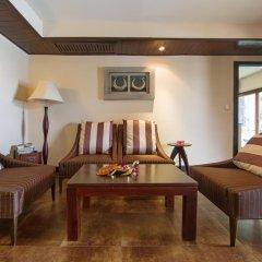 Отель Andaman White Beach Resort 4* Люкс с различными типами кроватей фото 2