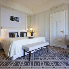 Отель Fairmont Le Montreux Palace 5* Улучшенный номер с различными типами кроватей фото 4