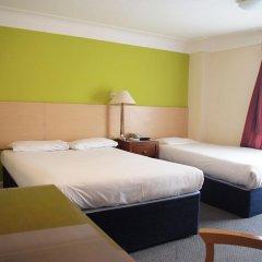 Queens Hotel 3* Стандартный номер с различными типами кроватей фото 6