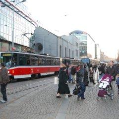Hotel Andel City Center городской автобус