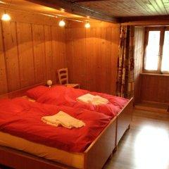 Отель Auberge au Petit Vélan Стандартный номер с различными типами кроватей