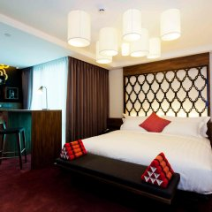 U Sukhumvit Hotel Bangkok 4* Номер Делюкс