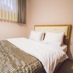 Апартаменты Feyza Apartments Семейные апартаменты с двуспальной кроватью